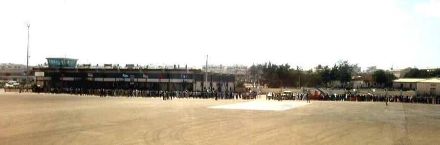 Mogadischu Urlaub